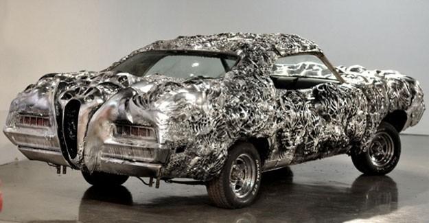3D Yazıcı ile Yapılan Otomobil Satışa Çıkarıldı