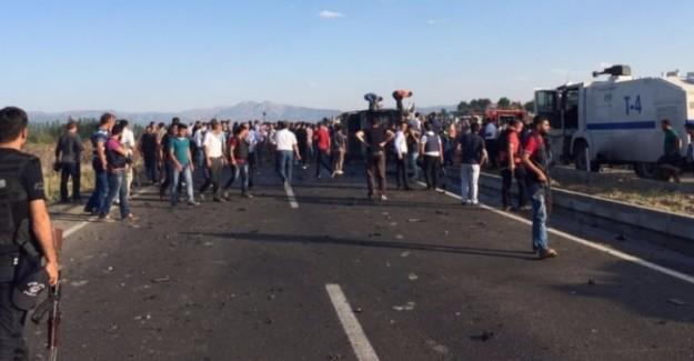 6 Polisin Şehit Olduğu Saldırıda Şok Detay! Hainler Türk Bayrağıyla...
