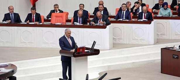 65. Hükümetin güvenoylaması 29 Mayıs'ta