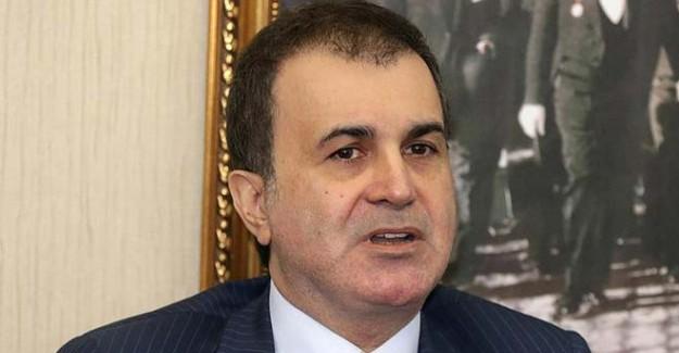 AB Bakanı Çelik: 65 Ülkenin Yapamadığını Türkiye Yaptı