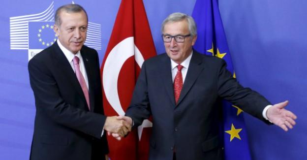 AB Liderinden Cumhurbaşkanı Erdoğan'a Küstah Uyarı! İyi Düşünmesi Gerek