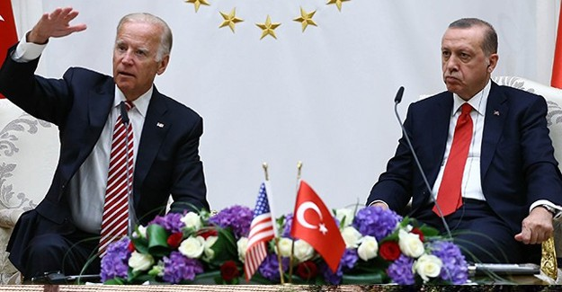 ABD Başkan Yardımcısı, Erdoğan'dan Özür Dilemiş