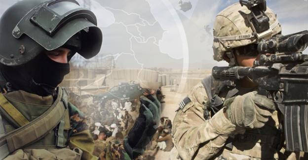 ABD ile Rusya Kol Kola: Ortak Harekat Çok Yakın!