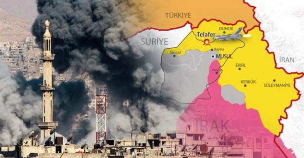 ABD Tehlikeli Musul Planını Açıkladı! Nereye Bomba Yağdırmaya Hazırlanıyor?