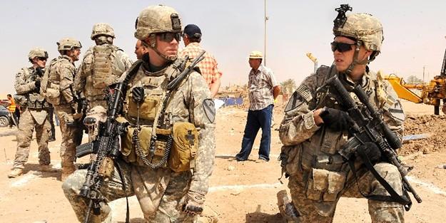 ABD'den Gerilimi Artıracak Skandal Hamle! 800 Komando Türkiye Sınırında