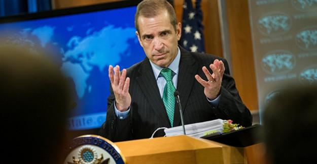 ABD'den Skandal PYD Açıklaması!