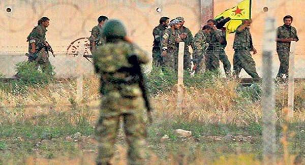 ABD'den Suriye'de Kürt Devleti Açıklaması
