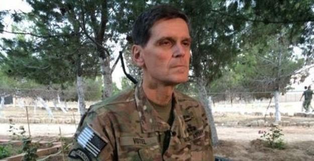 ABD'li Komutan Kobani'den Sonra Ankara'da