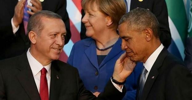 ABD'liler Obama'yı Topa Tuttu: Türkiye Senin Yüzünden...