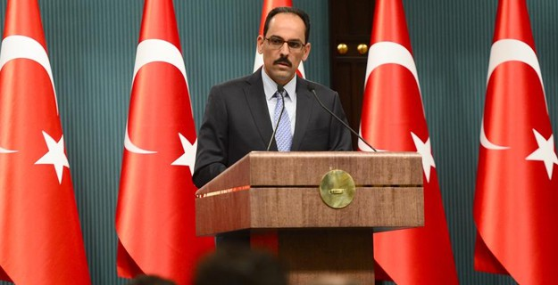 ABD'ye Ankara'dan Sert Tepki