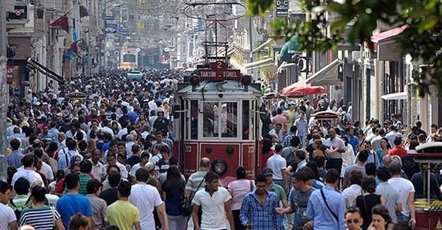 Açıklandı! İşte Türkiye'nin Nüfusu...