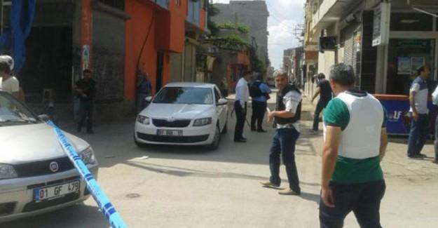 Adana'da Polise Saldırı: 1 Şehit!