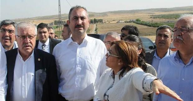 AK Parti Bayramı Cerablus'ta Geçirecek