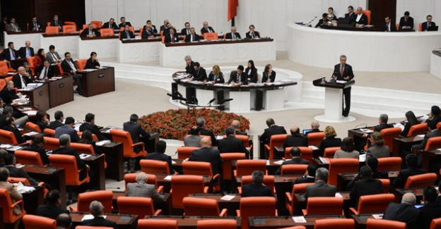 AK Parti Düğmeye Bastı; Teklif Meclis'e Geliyor