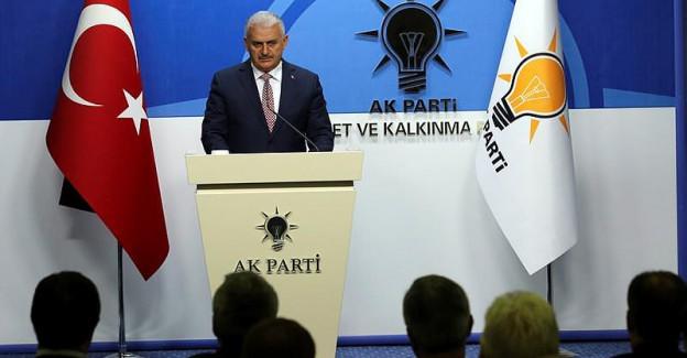 AK Parti MYK Listesi Açıklandı! İşte Binali Yıldırım'ın A Takımı