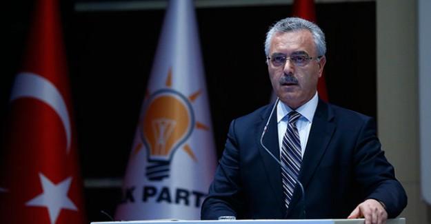 AK Parti'den Flaş 'Genel Başkan' Açıklaması