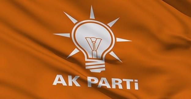 AK Partili o isim hayatını kaybetti!