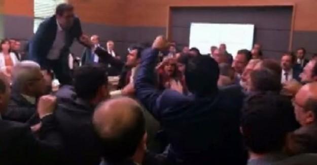 AK Partili Vekillere Saldıran HDP'liden Pes Dedirten Yalan