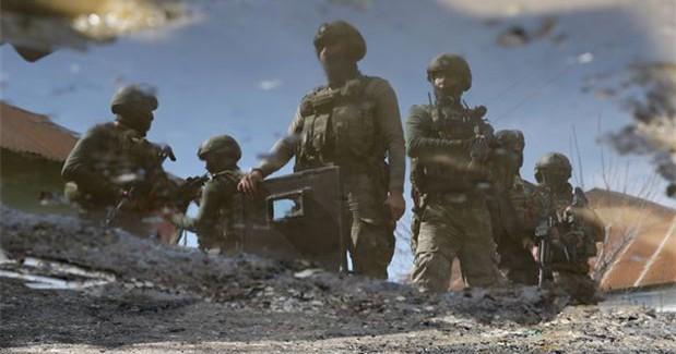 Alçak Saldırının İntikamı Alındı, PKK'lı Yöneticiler Öldürüldü!