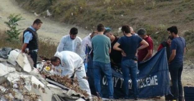 Alibeyköy'de tek kurşunla infaz