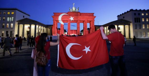 Almanya'dan Çok Sert Türkiye Açıklaması!