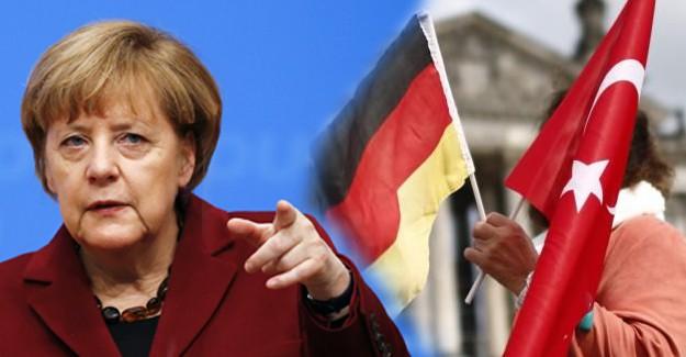 Almanya'dan İtiraf: Türkiye Bunu Hak Ediyor!