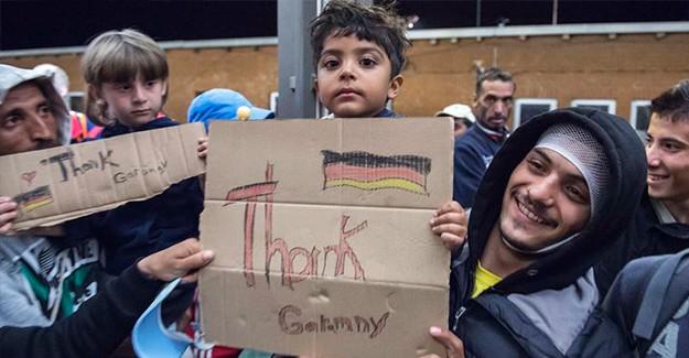 Almanya'dan Suriyeli Mültecilere Bir Darbe Daha!
