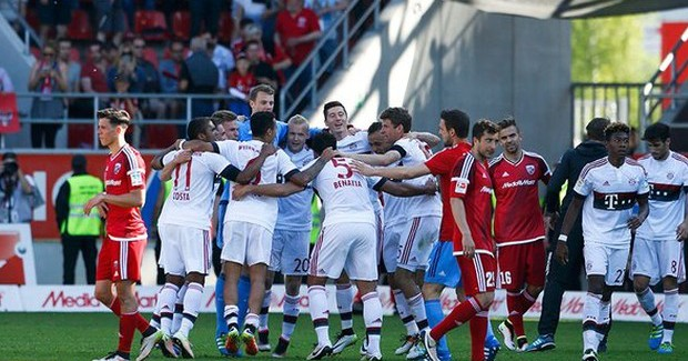 Almanya'nın Şampiyonu: Bayern Münih