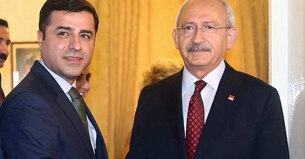 Almanya'nın Sinsi Türkiye Planı! Önce Demirtaş Sonra Kılıçdaroğlu
