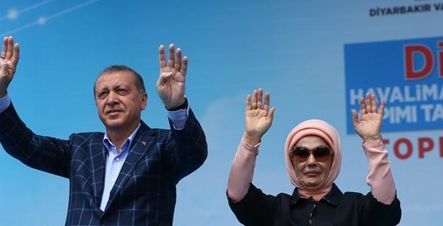 Amerika'ya Diyarbakır'dan Sert Mesaj