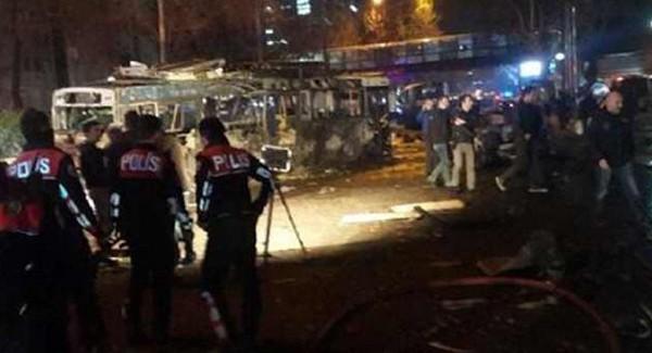 Ankara bombacılarından Beştepe'nin krokileri çıktı!