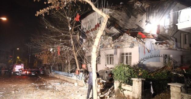 Ankara'da Korkutan Patlama! Yaralılar Var!