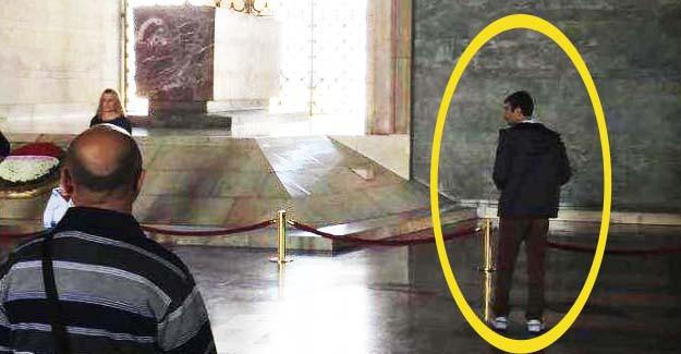 Ankara'da Ölü Ele Geçirilen Canlı Bomba Anıtkabir'i Patlatacakmış!