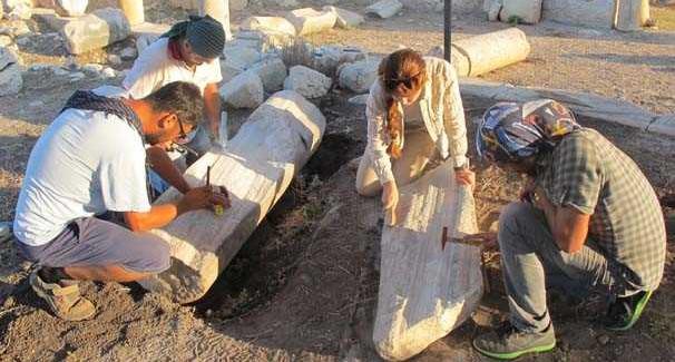 Antalya'da Bulundu, Üzerinde Olanlar Heyecan Yarattı