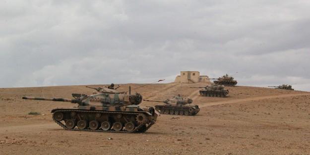 Asker Suriye Sınırında Teyakkuzda!