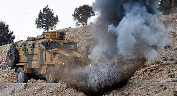Askeri Araca Bombalı Saldırı! Şehidin Kimliği Belli Oldu