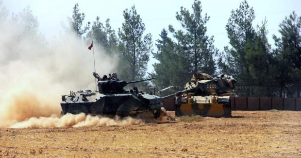 Askeri Operasyona Katılan Birlikler