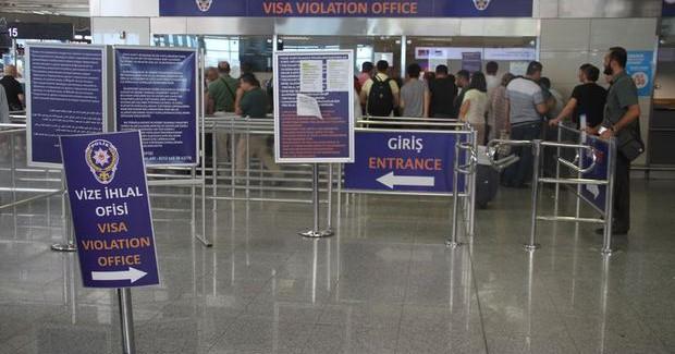 Atatürk Havalimanı'nda Özel Uygulama