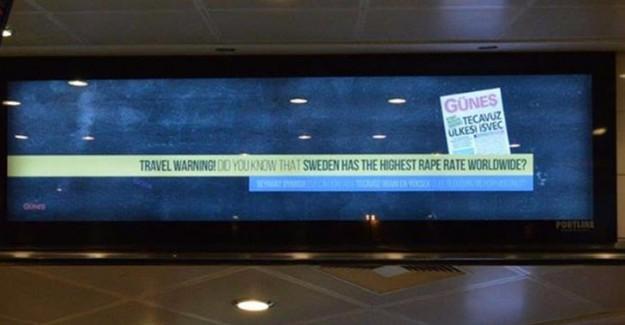 Atatürk Havalimanı'nda Yolculara İsveç Uyarısı!