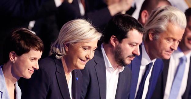 Avrupa'da Faşist Zirve!