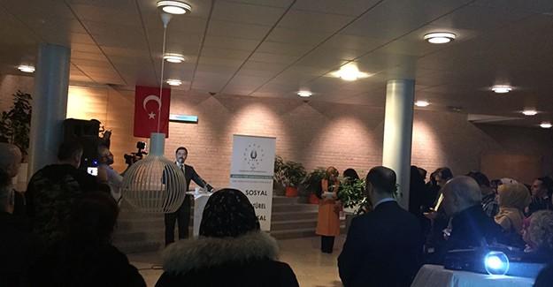 Avrupalı Türk Demokrotlar Birliği'de Halep'e Kayıtsız Kalamadı!