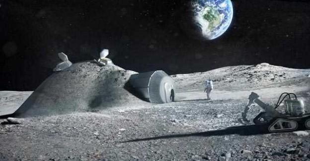 Ay'da Gömülmenin Bedeli 12 Bin 500 Dolar