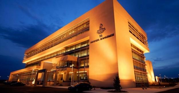 Anayasa Mahkemesi ve Yargıtay'da FETÖ Operasyonu! 35 Gözaltı