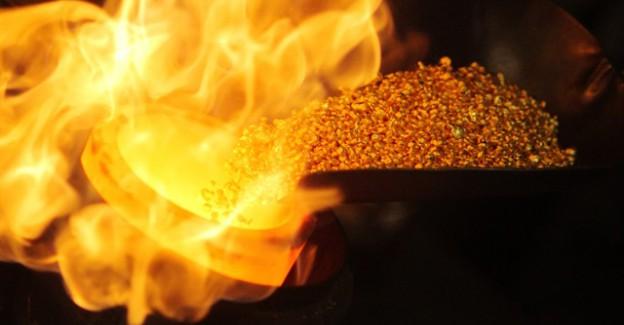 Azerbaycan büyük altın rezervi buldu