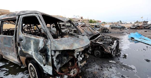Bağdat'ta Bombalı Saldırı: 52 Ölü
