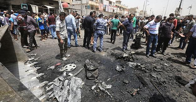 Bağdat'ta Çifte Saldırı: 23 Ölü, 50 Yaralı!