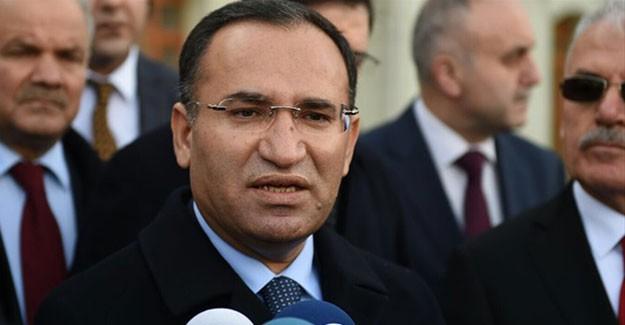 Bakan Bozdağ: İzmir Saldırısını Düzenleyen Terör Örgütü...