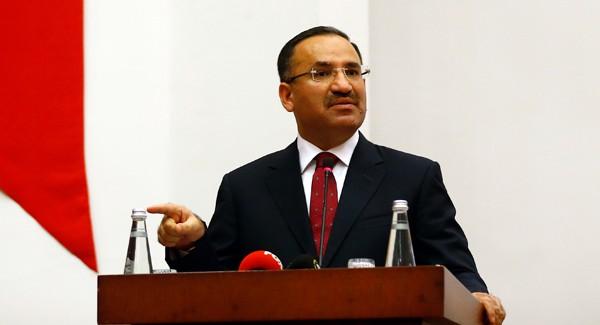 Bakan Bozdağ'dan CHP-HDP İttifakına Çok Sert Tepki!