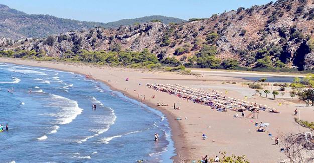 Bakanlıktan 'İztuzu Plajı'nı boşaltın' yazısı
