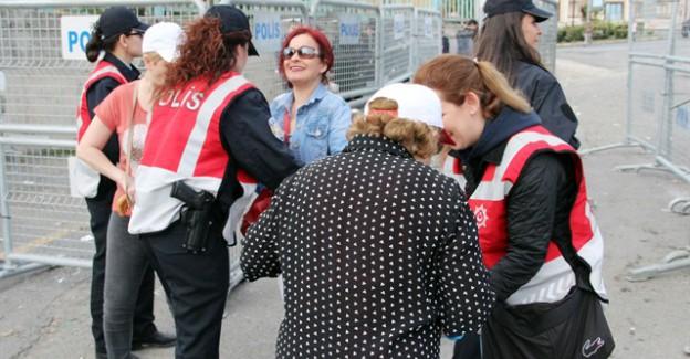 Bakırköy'de Yoğun Güvenlik Önlemi
